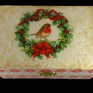 darilna skrinjica Christmas time